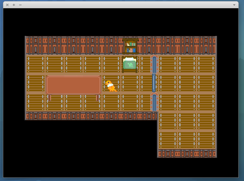 Game Level Rendering Test